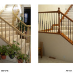 New Mexico Stair Remodel
